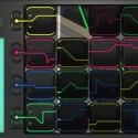 Slidinbeats ist ein musikalisches Puzzlespiel. (Bild: Sony)