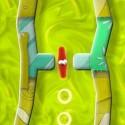 In Twist Pilot müssen Spieler die Hauptfigur unfallfrei durch 70 Level führen und ihn vor bösen Spinnen retten. (Bild: Sony)