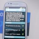 Das Galaxy S3 bietet einen Ruhemodus. (Bild: netzwelt)