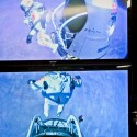 In Roswell, New Mexico, wird Felix Baumgartner von Rekord-Halter Joe Kittinger betreut. (Bild: Joerg Mitter, Predrag Vuckovic, Balazs Gardi, Stefan Aufschnaiter/Red Bull Stratos)