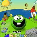 Die beste Spiele-App ist Pushy, sie wurde von 2.000 Lesern gewählt.