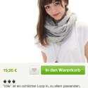 Nutzer können über die App wie gewohnt bei Etsy-Produkte bestellen...(Bild: Etsy)