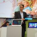Oliver Gürtler von Microsoft stellte sich nach seiner Präsentation den Fragen von netzwelt. (Bild: netzwelt)