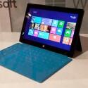 Microsofts erstes eigenes Tablet Surface steht ab sofort in den Läden. (Bild: netzwelt)