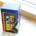 Der Karton erstrahlt im typischen Nokia-Blau. (Bild: netzwelt)