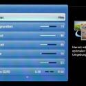 Besseres Bild: Mit diesen Einstellungen lassen sich Kontrastwiedergabe und Bewegungsschärfe des Samsung UE 55 D 7090 optimieren. (Bild: netzwelt)