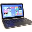 """<b>Dell XPS 12</b><br /> Im """"normalen"""" Modus unterscheidet sich das Dell-Convertible kaum von einem Ultrabook mit Windows 8. (Bild: netzwelt)"""