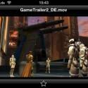 Ein Player zum Abspielen von Musik und Videos ist integriert. (Bild: Screenshot)