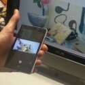 Mit dem Nokia PhotoBeamer übertragen Sie Bilder von ihrem Lumia-Handy auf jedes internetfähige Gerät. (Bild: netzwelt)