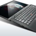 Was für ein schönes Ultrabook: Das Lenovo ThinkPad X1 Carbon macht ganz auf Understatement. Kostet aber leider genauso viel, wie andere Edel-Ultrabooks. (Bild: Lenovo)