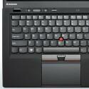 Creme de la Creme: Lenovo-Tastaturen haben ohnehin schon einen hervorragenden Ruf. Das Exemplar des X1 Carbon legt hier sogar noch eine Schippe drauf. (Bild: Lenovo)