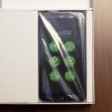 Als Erstes sticht dem Nutzer nach dem Öffnen des Kartons das Smartphone ins Auge. (Bild: netzwelt)