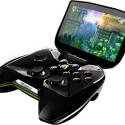 Da ist sie, die erste faustdicke Überraschung von der CES: Nvidia stellt mit Project Shield eine eigene Konsole vor. (Bild: Nvidia)