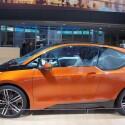 Genauer wird BMW beim i3 Coupe: Das Elektroauto soll 170 PS leisten und mit einer Akkuladung bis zu 160 Kilometer weit fahren können. (Bild: netzwelt)