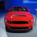 Ein ganz anderes Kaliber stellt der Mustang Shelby GT500 Convertible dar. 650 PS dürften flottes Vorankommen garantieren. (Bild: netzwelt)