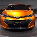 Corolla Furia Concept: Der Toyota Corolla gehört zu den am meisten verkauften PKW überhaupt - und könnte bald vielleicht schon so aussehen. Noch handelt es sich aber lediglich um eine Studie. (Bild: netzwelt)