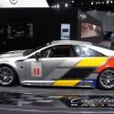 Sportlicher Cadillac auf der NAIAS. (Bild: netzwelt)