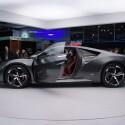 Unter tosendem Applaus enthüllte Honda den NSX Concept in Detroit. (Bild: netzwelt)
