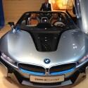 Der BMW i8 geistert schon länger durchs Netz. So nah dran wie in Detroit kam man bislang jedoch nur selten. (Bild: netzwelt)