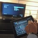 Die App dient als zweite Fernbedienung etwa zum Aufnehmen von Sendungen. Die Sendungen kann man aber auch auf dem Tablet anschauen. (Bild: netzwelt)