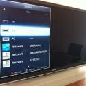 Ist der Fernseher DLNA-fähig, kann man Aufnahmen per DVB-T und andere Multimedia-Dateien auch auf der Mattscheibe anschauen. (Bild: Screenshot)