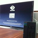Per HDMI schließt man das NAS an den Fernseher an. Boxee dient als Media Player-Software. (Bild: Screenshot)