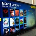 Die Media Player-Software zapft verschiedene Quellen aus dem Internet an und stellt Filme übersichtlich in einer Coverdarstellung dar. Ein Snuff-Video von openfilm.de konnten wir im Test nicht mit einem Kinderschutzfilter hinterlegen. (Bild: Screenshot)