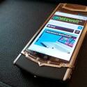 Unter der Haube des Vertu Ti werkelt ein Snapdragon S4 Dual-Core-Prozessor. (Bild: netzwelt)
