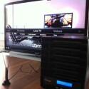 Die Media Player-Software XBMC ist wegen ihres großen Funktionsumfangs beliebt. Leider sieht der Hersteller nur eine Bedienung per Maus und Tastatur vor. (Bild: netzwelt)