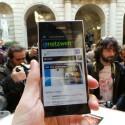 Huawei stellte das Ascend P2 auf dem MWC 2013 in Barcelona vor. (Bild: netzwelt)