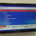Die TV-Programme können mit der Fernbedienung neu sortiert werden. (Bild: netzwelt)
