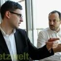 Für die erfolgreiche Abhöraktion befanden sich Marc Buddemeyer und Gabriel Yoran im selben Netzwerk.
