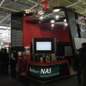 Thecus präsentiert seine aktuellen NAS-Geräte in Halle 13, Stand D76. (Bild: netzwelt)