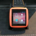 Die Smart Watch von S14 funktioniert mit Android 4.0. (Bild: netzwelt)