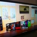 Das andere Design, Multimedia-Launcher genannt. (Bild: Screenshot)