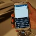 Dank STranslator wird das Galaxy S4 zum Simultanübersetzer. (Bild: netzwelt)
