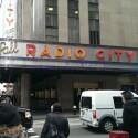 Vorgestellt wurde das Galaxy S4 in der Radio City Music Hall in New York. (Bild: netzwelt)