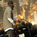 Auch genügend Feuerkraft wird es in GTA V wieder geben. (Bild: Rockstar Games)