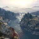 Vor allem weitläufige Areale werden in dem Spiel schön dargestellt. (Bild: Rockstar Games)