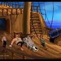 The Secret of Monkey Island - Der erste Titel der Monkey Island-Serie. Zwei weitere und einige Special Editions sollten folgen. (Bild: Screenshot YouTube/elorfinthendt)