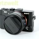 Sony verbaut ein Carl-Zeiss-Objektiv mit fester Brennweite. (Bild: netzwelt)