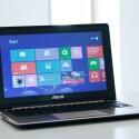 Auch wenn die Bedienung von Windows 8 optimal auf die Finger zugeschnitten ist, bleibt diese Art der Eingabe beim Notebook-Format eine Geschmacksfrage. (Bild: netzwelt.de)