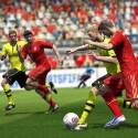 Der Ball soll sich jetzt realistischer kontrollieren lassen. (Bild: EA Sports)