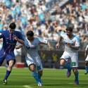 FIFA 14 soll es ermöglichen, in jedem Tempo den Ball mit dem Körper abzuschirmen. (Bild: EA Sports)