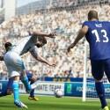 Diese neue Technik soll präzisere und realistischere Schüsse ermöglichen, beispielsweise aus dem Stolpern heraus. (Bild: EA Sports)
