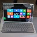 """Acer selbst bezeichnet das P3 offiziell als """"Ultrabook"""" - und ist offenbar genauso verwirrt wie wir, wenn es um die Einordnung der neuen Windows-8-Geräte geht. (Bild: netzwelt)"""
