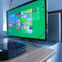 Dank App-Oberfläche macht das neue Microsoft-Betriebssystem auf Fernsehern eine gute Figur. (Bild: netzwelt)