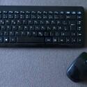 Mitgeliefert werden auch Bluetooth-Tastatur und -Maus. (Bild: netzwelt)