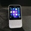 Das BlackBerry Q5 ist kantiger als der große Bruder Q10. (Bild: netzwelt)