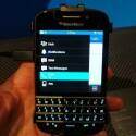 So unterstützt der BlackBerry Hub nun PIN-to-PIN-Messaging. (Bild: netzwelt)